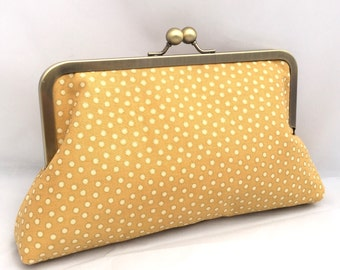 On Sale Ready to Ship Gold Wedding Clutch Gold Handbag bridesmaids Gift for Wedding Party Gift or Holiday Gift Ready to Ship!