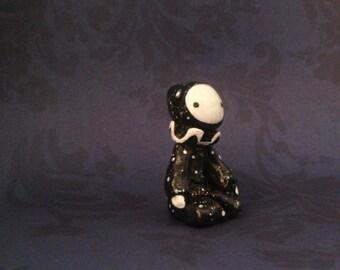 Mini Cosmic Poppet  - By Lisa Snellings