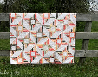 Persimmon PDF Quilt Pattern #110