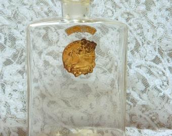 Vintage Antique Very Rare Houbigant Eau de Toilette Le Parum Ideal France 1896 1900