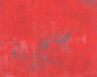 Geranium Grunge by Basic Grey for Moda  half yard New Color