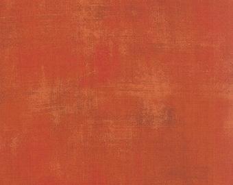 Pumpkin Grunge by Basic Grey for Moda  half yard New Color
