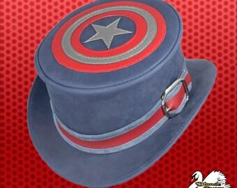 SALE!!!! Captain USA Top Hat