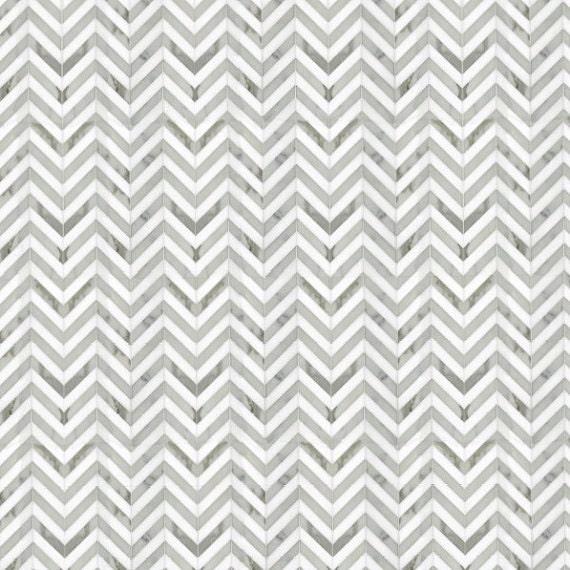 Printable Pdf Dollshouse Wallpaper Tile Effect Herringbone