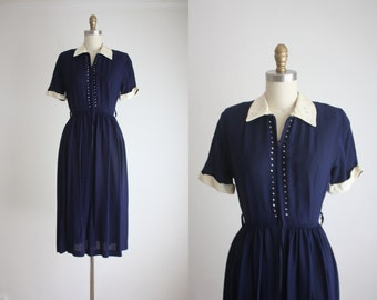 1940s ursa major dress