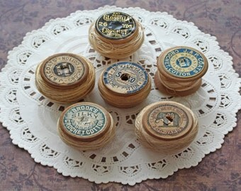 Antique Crochet Thread