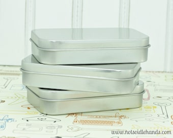 Wholesale Altoid Metal Tins Set of 50 Great for Favors, Weddings, Baby Showers, Party, Parties, or Gifts