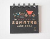 Starbucks Reserve Mini Journal - Sumatra Lake Toba