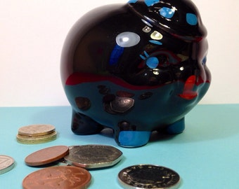Prince William Ware Piggy Bank - Vintage Piggy Bank