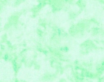 Fabric in Frosty minty green