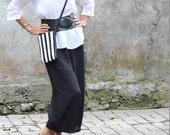LINEN Kadek Wide Leg Culotte Pants, Sizes XS - 2X, 100% Italian Linen,  My Bali Closet