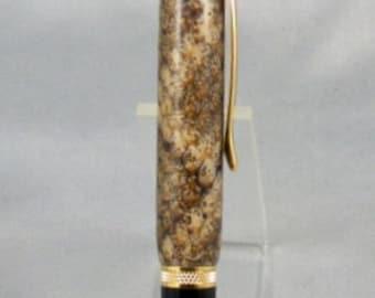 Diamondback Rattlesnake Click Style Pen