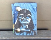 Reserved for Rob Star Wars Darth Vader Three Fold Chain Wallet Recycled