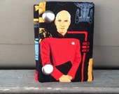 Star Trek the Next Generation 3 Fold Chain Wallet