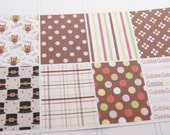 Thanksgiving Full Box Planner Stickers PS206