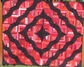 Seeing Red Quilt