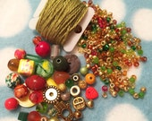 Bead Happy Necklace Kit - Fall Colors