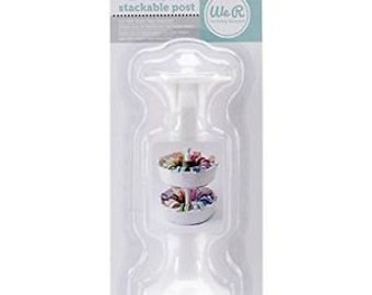 We R Memory Keepers Washi Tape Dispenser Stackable Post