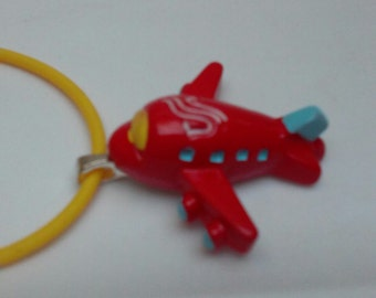 Boys Necklace, Airplane Necklace