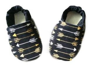 Golden Arrow soft soled shoes