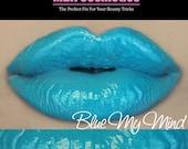 Sugar Babies Jojoba Lip Glaze-Blue My Mind