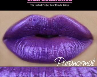 Purple Lip Gloss-Sugar Babies Jojoba Lip Glaze-Pink Sugar Rush Flavor-Paranormal
