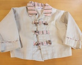 Vintage 1950s Jack and Jill Togs Baby Boy Toddler Coat Jacket