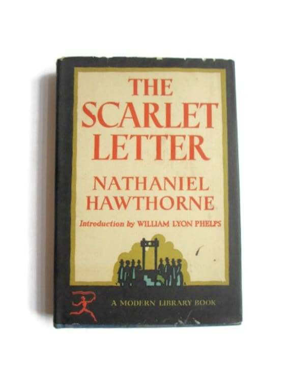 an analysis of nathaniel hawthornes novel the scarlet letter What is the argument that is being made in nathaniel hawthorne's  analysis of the novel the scarlet letter by  the scarlet letter by nathaniel hawthorne.