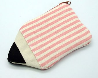 Small zipper pouch / coin purse /card bag (padded) (ZS-70)