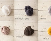 Stretch Knit Wrap - Newborn Wrap - Baby Wrap - Photography Prop - PICK 1 WRAP