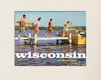 Wisconsin Canvas, Cabin Decor