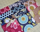 charm pack - modern meadow - joel dewberry - 100% cotton