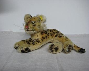Steiff Leopard Cub