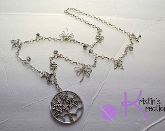 Clearance: Tree of Life Necklace