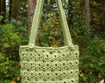 Crochet Pattern PDF - Uptown Tote Bag - PA-210