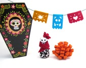 Day of the Dead Doll, Altar Decorations for Dia de los Muertos