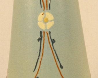 Roseville Pottery Aztec Vase Shape 2