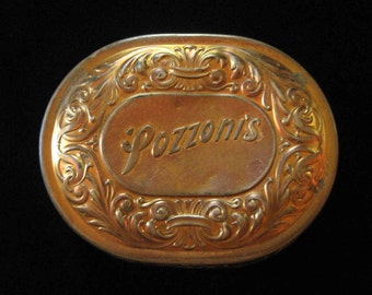Early 1900's Pozzoni's Powder Tin