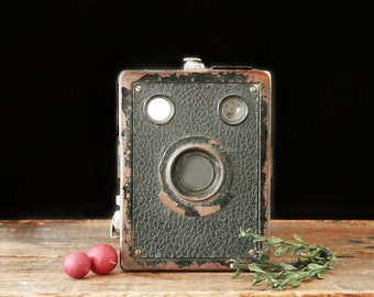 Vintage Kodak Target Camera, Kodak Brownie, Retro Decor, Photography Prop