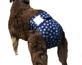 Dog Panties or bitch britches, Custom made for your dog, No Tail Design