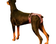 Dog Panties or bitch britches, Custom made for your dog, Standard Design