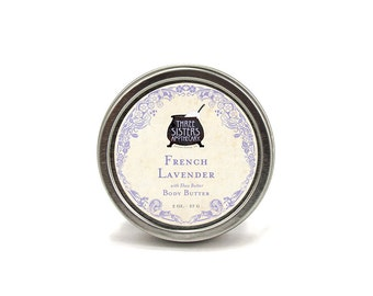 French Lavender - 2 oz.Body Butter