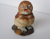Boyd Perry Owl Figurine
