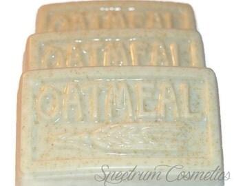 Milk and Honey Oatmeal Soap