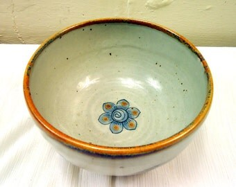 1970's Vintage Ken Edward Tonala Fruit Salad Bowl