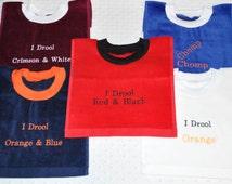 Blank Terrycloth Pullover Bib, Embroidery Blank Bib, Embroidery Blank, Blank Bib, Embroidery Bib, Monogramming Bib