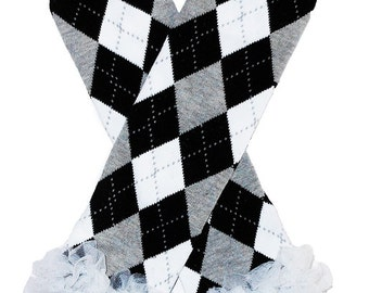 Argyle Leg Warmers Ready to Ship
