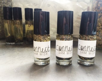 CONNECT Healing Scent // Essential Oil Blend // Organic