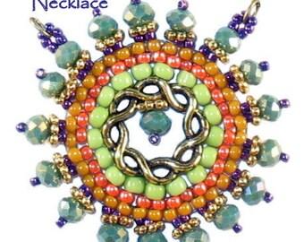 Beading Kit - Braided Circle Necklace