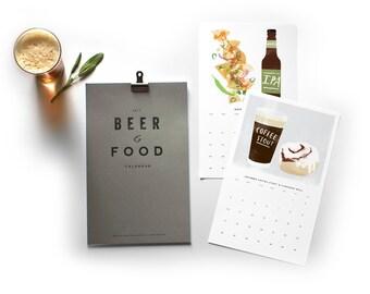 SALE! SALE! 2017 Beer Pairing Calendar
